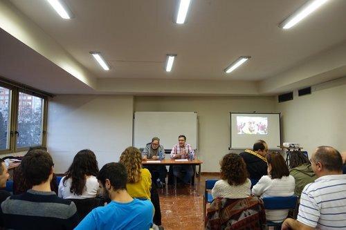 Creació Colla - Josep Ramon i Antonio