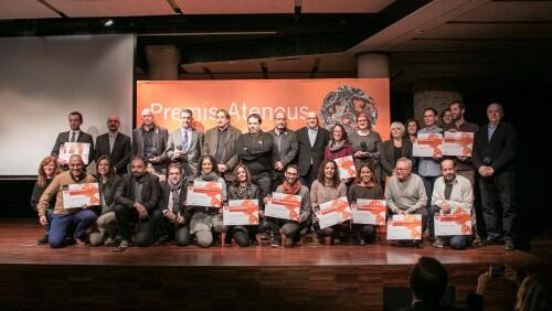 Premis Ateneus 2017_Grup