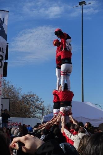 Castellers - Carnaval 1