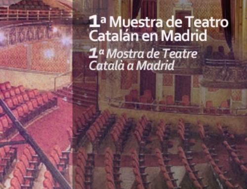 I Mostra de Teatre Català a Madrid