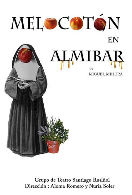Melocotón en Almíbar