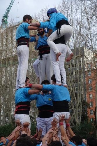 Xoriguers UdG Plaza España 2017-03