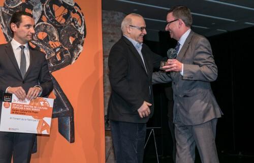 Premis Ateneus 2017_Foment Participació Colla Castellera (2)
