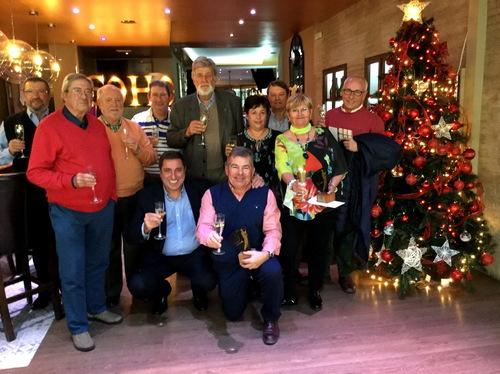 Golf - Torneo Navidad 2017 - Cena de Clausura