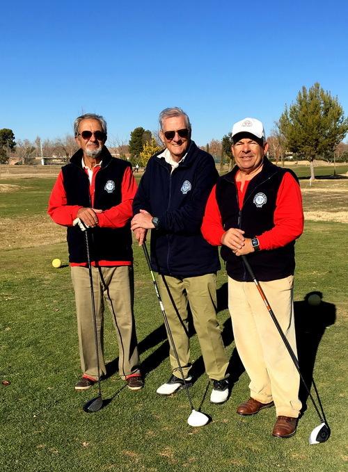 Golf - Torneo Navidad 2017 - Partida D