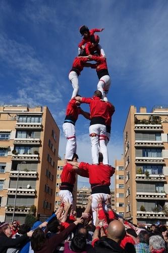 Castellers - Carnaval 4