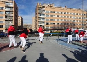 Castellers - Carnaval 2