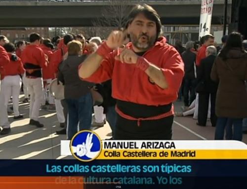 18-02-2018 La Colla a TVE – En lengua de signos