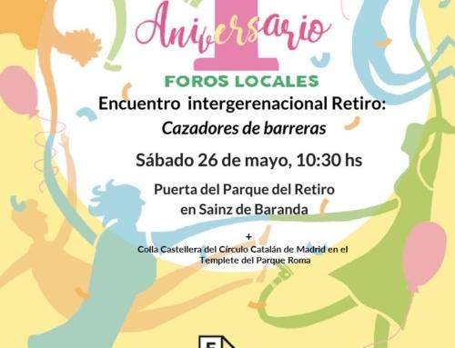 2018-05-26 Madrid – Retiro – Parque de Roma