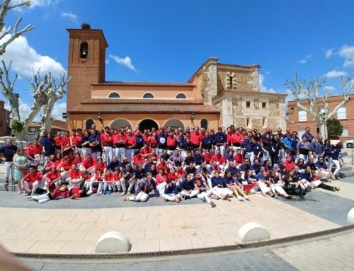 6 maig 2018 Marchamalo – Diada amb Xiquets del Serrallo