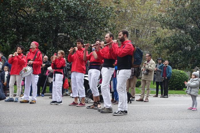 Colla - Passeig Prado 2018 - Gralles ©amadeu_soler