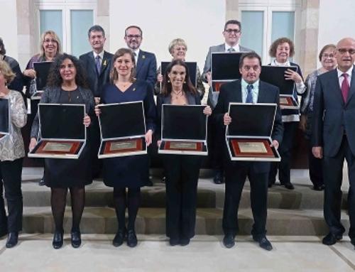Premio «Josep Maria Batista i Roca» a Nuria Soler Colomina