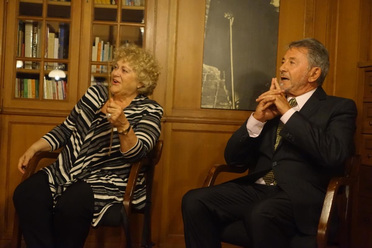 Marta Puig i Jaime Blanch