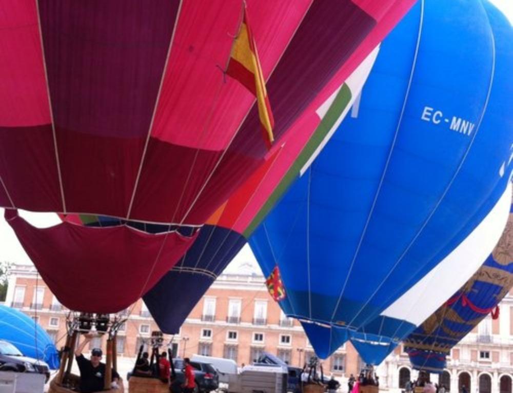 21/10/2016 Volada a Aranjuez