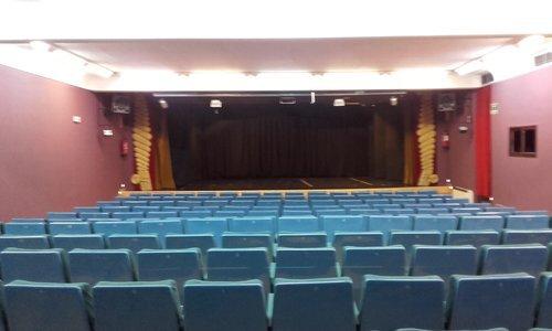 Teatre Santiago Rusiñol