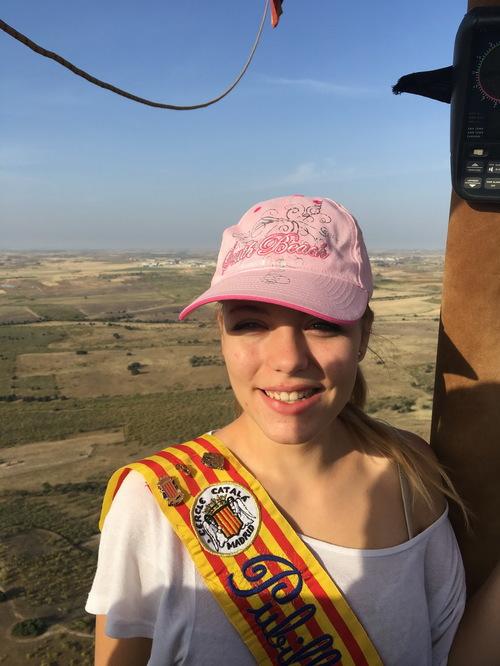 PUBILLA 2017 María Fernández - En vuelo