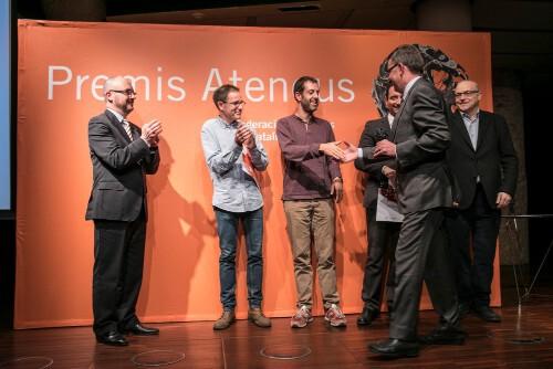 Premis Ateneus 2017_Foment Participació Colla Castellera (3)