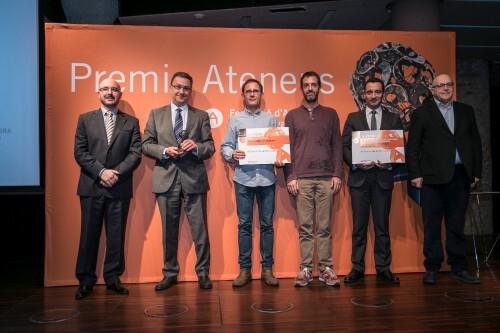 Premis Ateneus 2017_Foment Participació Colla Castellera (4)
