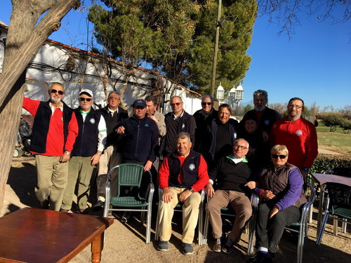 Golf - Torneo Navidad 2017 H19