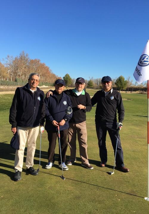 Golf - Torneo Navidad 2017 - Partida A