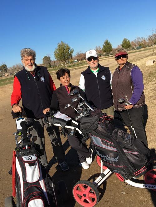 Golf - Torneo Navidad 2017 - Partida B