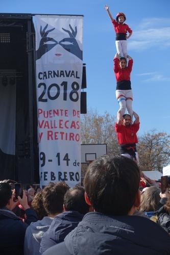 Castellers - Carnaval 3