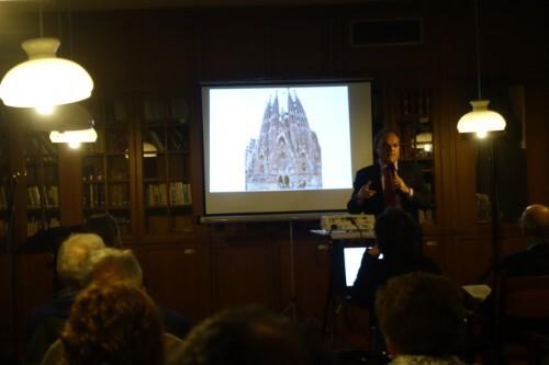 Gaudí - Conferència - 2
