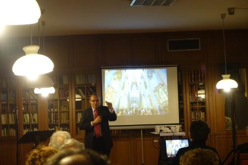 Gaudí - Conferència - 1