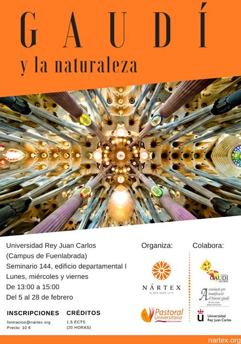 Gaudí y la Naturaleza