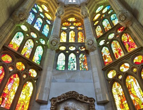 """Conferencia """"Gaudí – Arquitecto de Dios"""""""