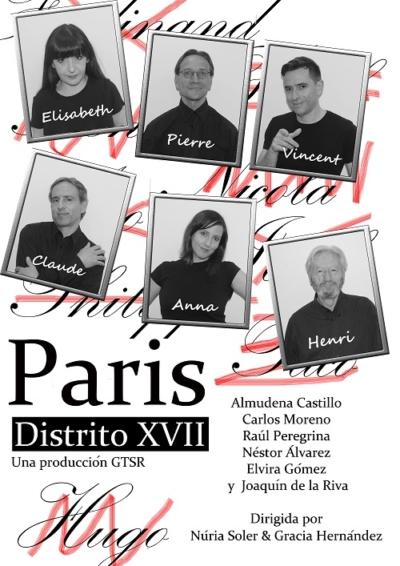 DISTRITO XVII.PARÍS