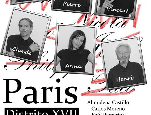 El GTSR lleva DISTRITO XVII.PARÍS a la muestra nacional de PINEDA 2018