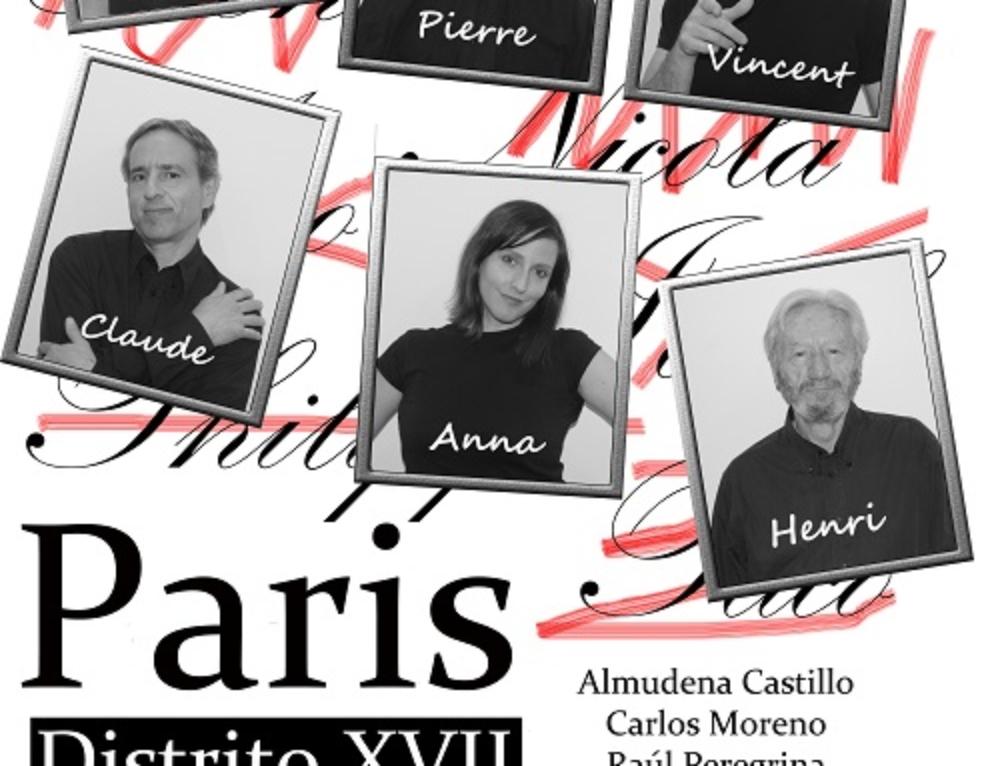 2018 – DISTRITO XVII.PARÍS