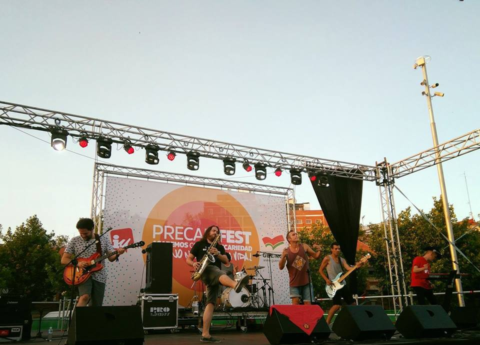 Precarifest Facebook 2017-07-15