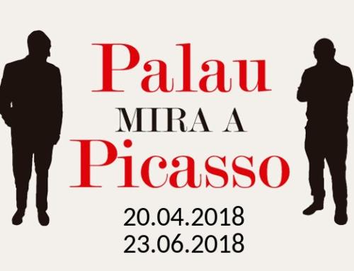 EXPOSICIÓN PALAU MIRA A PICASSO- CENTRO CULTURAL BLANQUERNA
